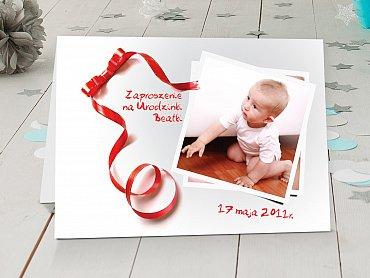 Zaproszenia urodzinowe dla dzieci Model r22
