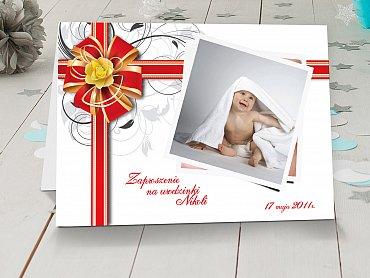 Zaproszenia urodzinowe dla dzieci Model r23