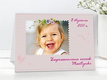 Zaproszenia urodzinowe dla dzieci Model r24