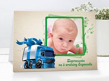 Zaproszenia urodzinowe dla dzieci Model r32