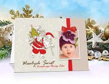 Kartki świąteczne - model 12