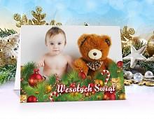 Kartki świąteczne foto model 8