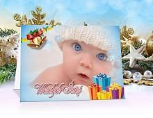 Kartki świąteczne - model 5